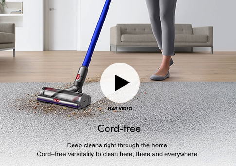 Dyson Cordless Play Video