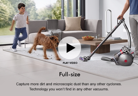 Dyson Full Size Play Video