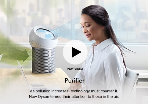 Dyson Purifier Video